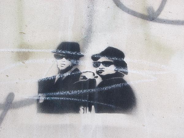 grafiti 72 Wannabe Street Art: Gornji Dorćol