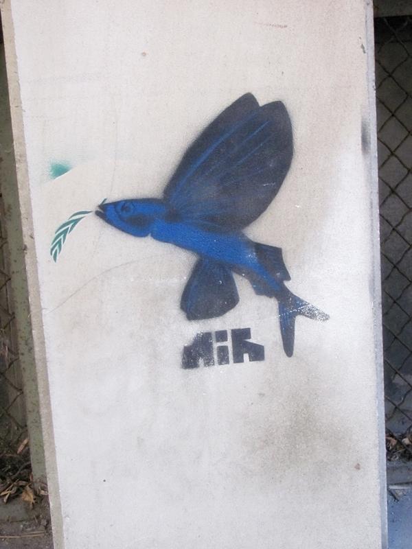 grafiti 76 Wannabe Street Art: Gornji Dorćol