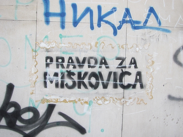 grafiti 80 Wannabe Street Art: Gornji Dorćol