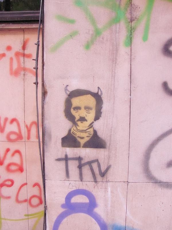 grafiti 84 Wannabe Street Art: Gornji Dorćol