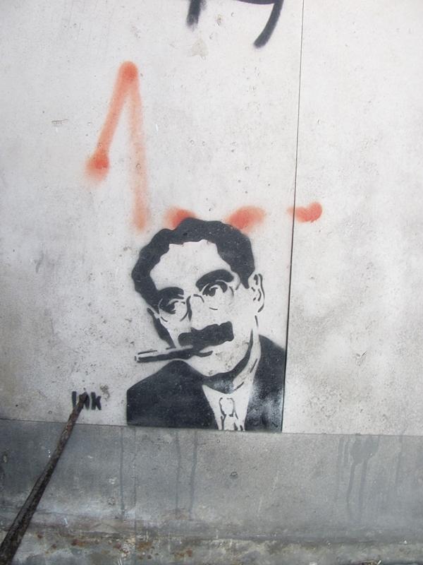 grafiti 88 Wannabe Street Art: Gornji Dorćol
