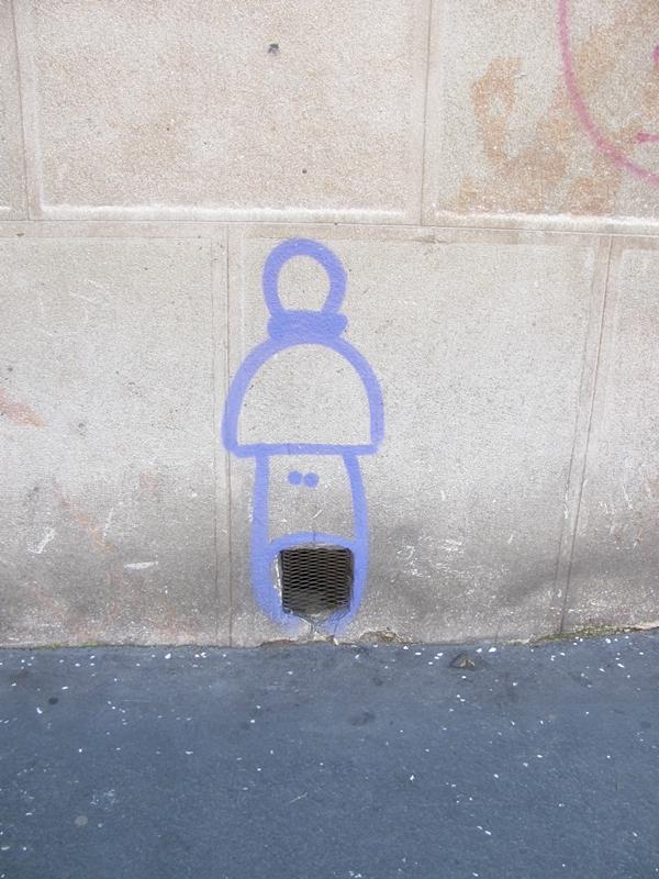 grafiti 93 Wannabe Street Art: Gornji Dorćol