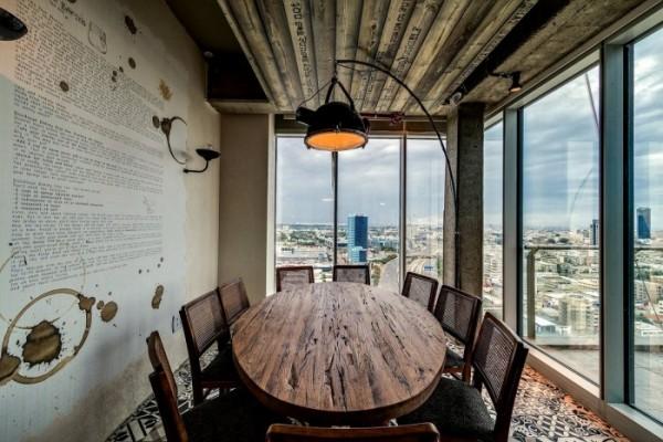 google offices tel aviv 10 600x400 Google kancelarija u Tel Avivu: Spoj kreativnog i modernog