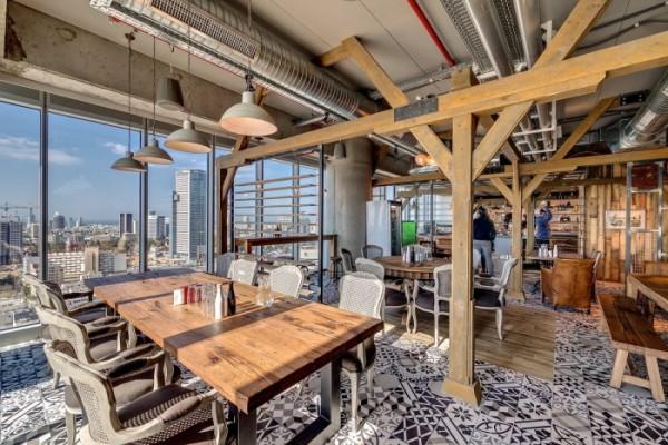 google offices tel aviv 12 600x400 Google kancelarija u Tel Avivu: Spoj kreativnog i modernog