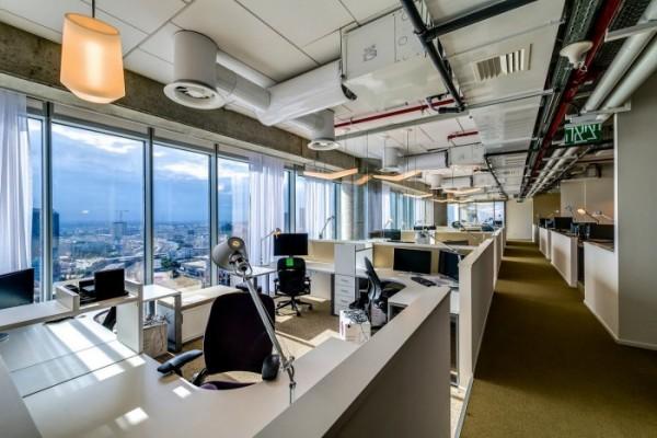google offices tel aviv 8 600x400 Google kancelarija u Tel Avivu: Spoj kreativnog i modernog