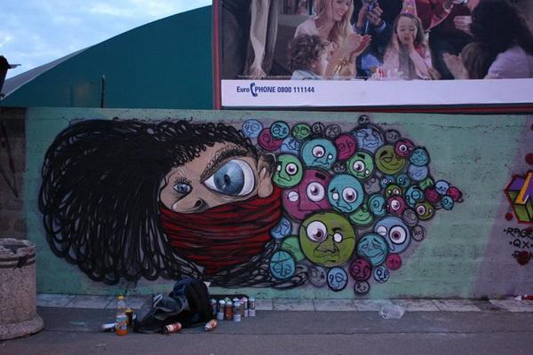 beograd resize Talentovani i kreativni Zaječarci: Graffiti Jam