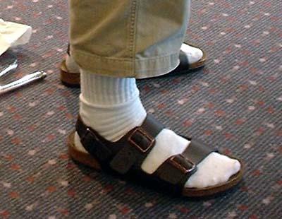 socks1 Najčešće greške muškaraca u oblačenju