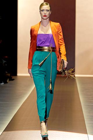 00010m Gucci kolekcija za proleće/leto 2011.