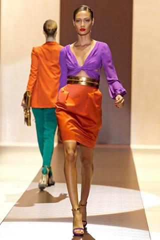 00020m Gucci kolekcija za proleće/leto 2011.