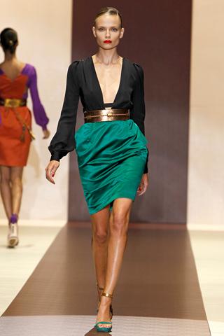 00040m Gucci kolekcija za proleće/leto 2011.