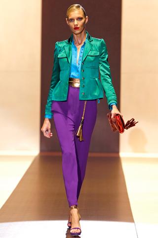 00060m Gucci kolekcija za proleće/leto 2011.