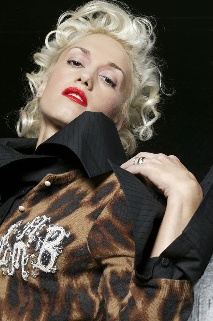 gwenstefani 03 Hollywood Red Lips: Gwen Stefani