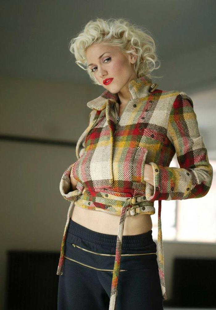 gwenstefani 10 Hollywood Red Lips: Gwen Stefani