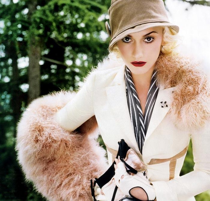 gwenstefani 11 Hollywood Red Lips: Gwen Stefani