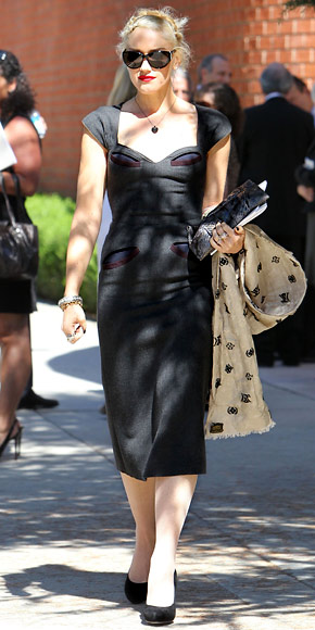 louis vuitton Hollywood Red Lips: Gwen Stefani