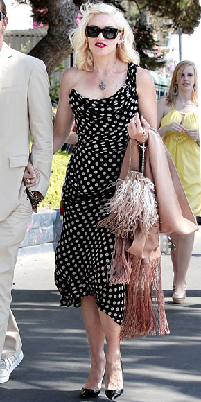 vivienne westwood Hollywood Red Lips: Gwen Stefani