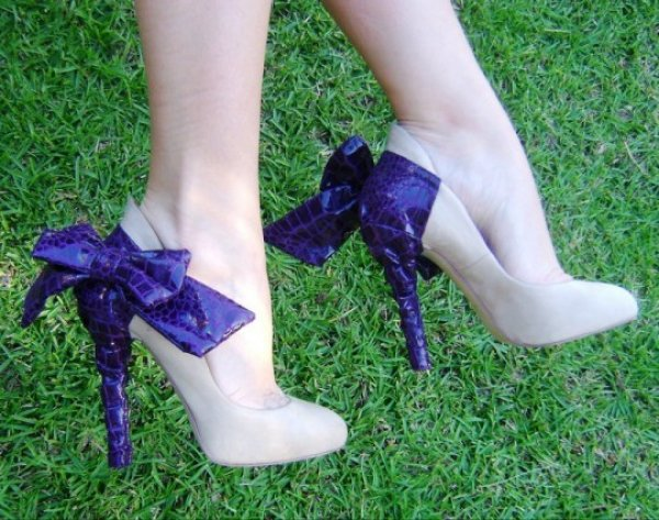 heelcondoms2 Mojim cipelama treba kondom?!