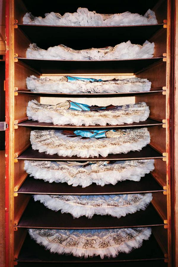 1 Henry Leutwyler: Baletna fotografija