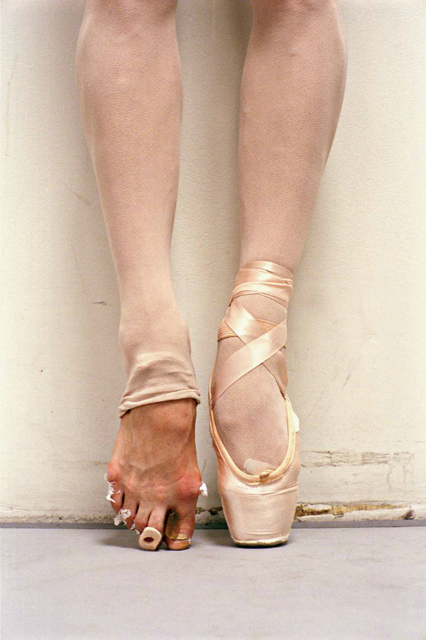 3 Henry Leutwyler: Baletna fotografija