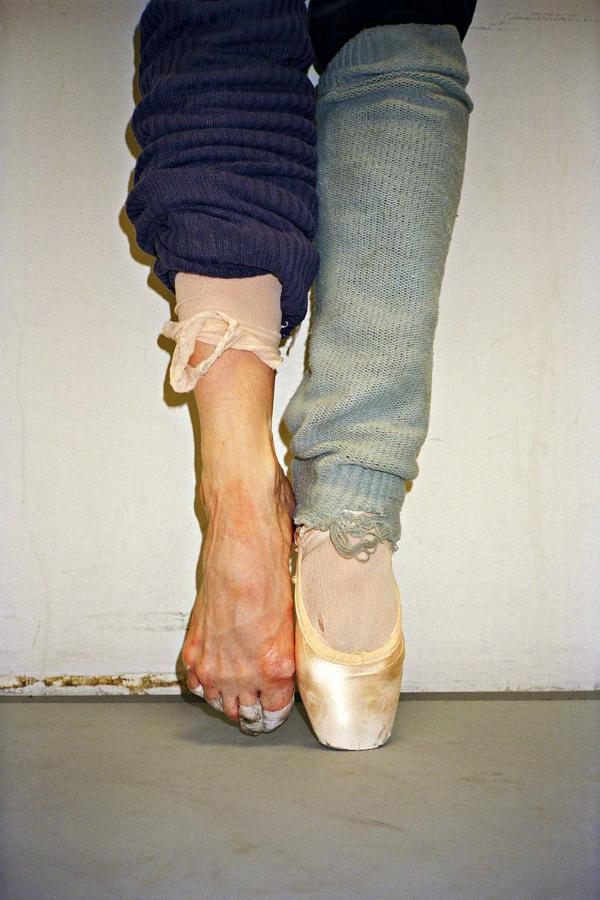 4 Henry Leutwyler: Baletna fotografija