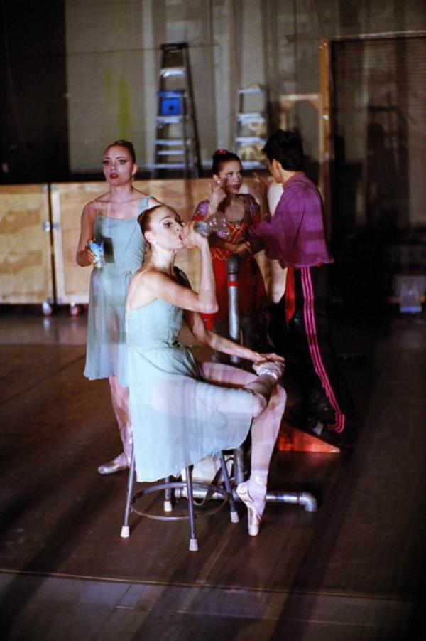 5 Henry Leutwyler: Baletna fotografija