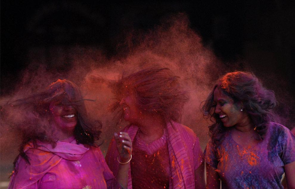 h11 18255535 Holi   indijski festival boja