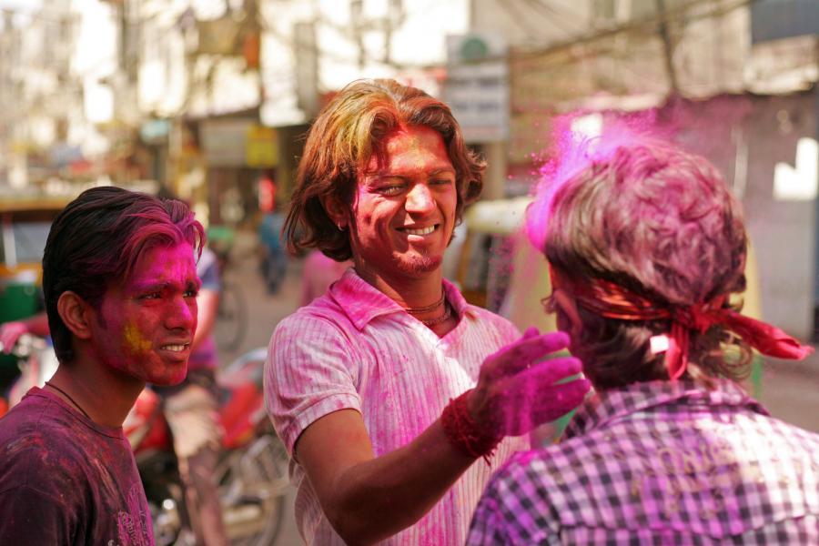 holi festival of colors Holi   indijski festival boja