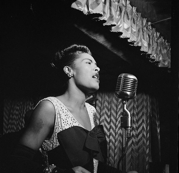 9c154ff7abc08f8668878785287 Ikona lepote i stila: Billie Holiday