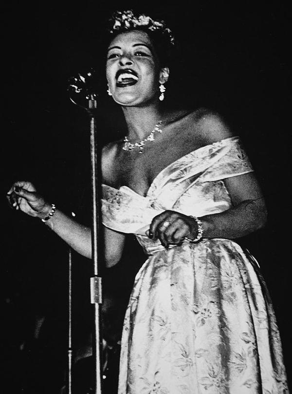 billie holiday american school copy Ikona lepote i stila: Billie Holiday