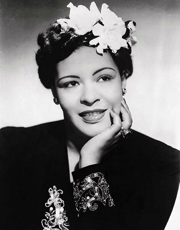 billie holiday hot black white hq hd copy Ikona lepote i stila: Billie Holiday