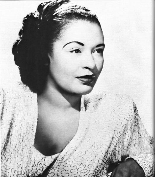 billie holiday 95zui0piqq copy Ikona lepote i stila: Billie Holiday