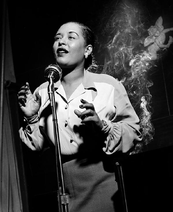 billieholidaynewyorkcity1949 copy Ikona lepote i stila: Billie Holiday