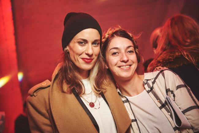 lara milanovic i adela jovanovic Ines Janković predstavila kolekciju CONTRADICTION by INES Atelier