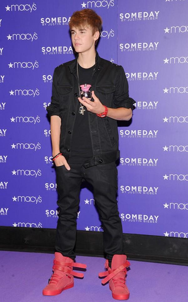 galerija 10 Istorija stajlinga: Justin Bieber