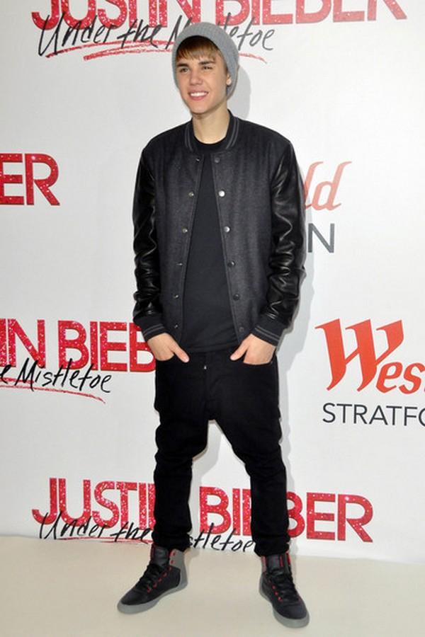 galerija 13 Istorija stajlinga: Justin Bieber