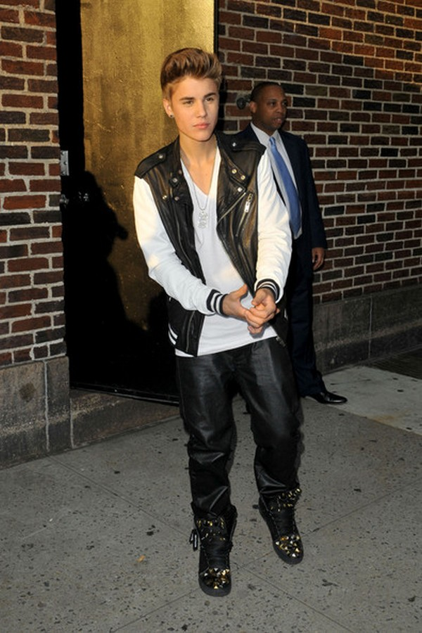 galerija 19 Istorija stajlinga: Justin Bieber