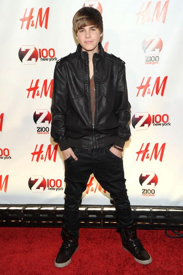 galerija 6 Istorija stajlinga: Justin Bieber