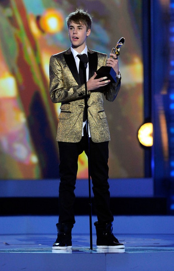 galerija 9 Istorija stajlinga: Justin Bieber