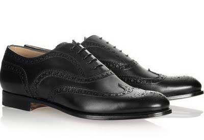 mannish shoes Its a mans world!