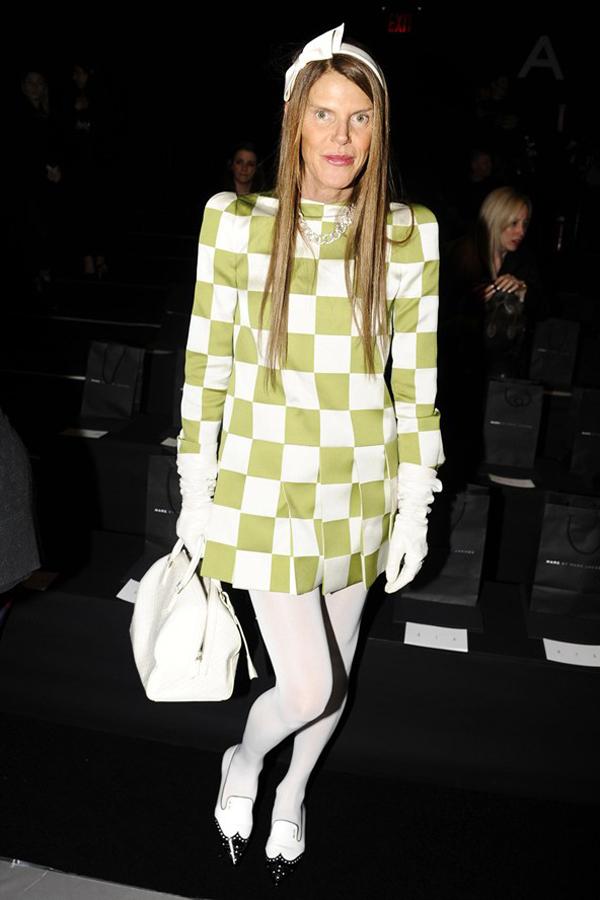 slika 11 Iz prvog reda: New York Fashion Week
