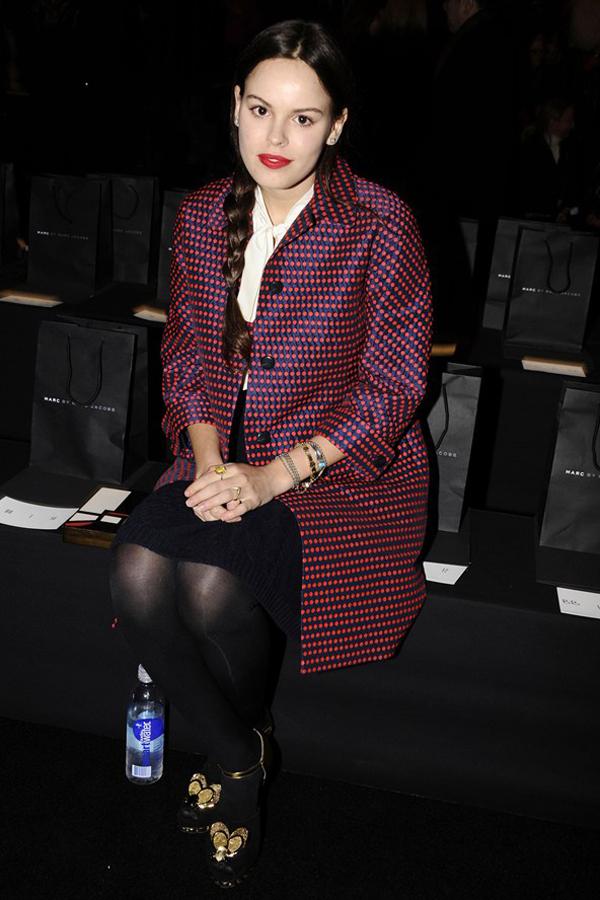 slika 9 Iz prvog reda: New York Fashion Week