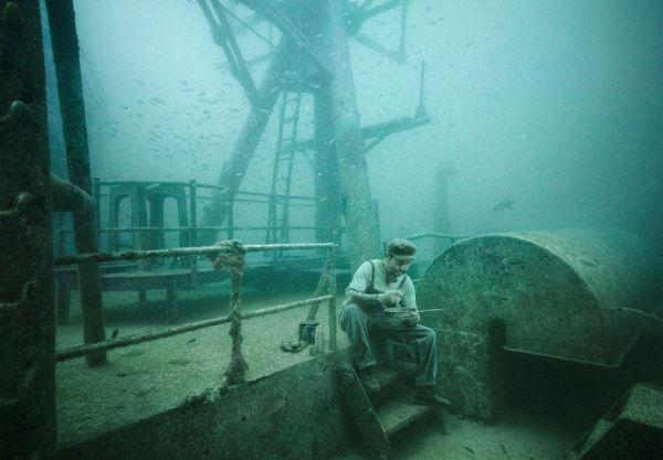 2 Andreas Franke: Život ispod površine
