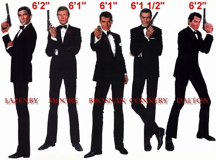 1 Moje ime je Bond. Džejms Bond.