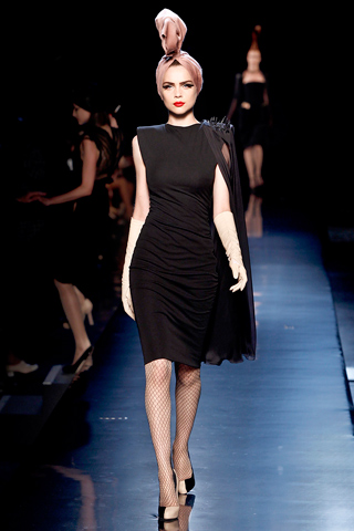 00170m Jean Paul Gaultier Couture kolekcija za jesen/zimu 2010/11.
