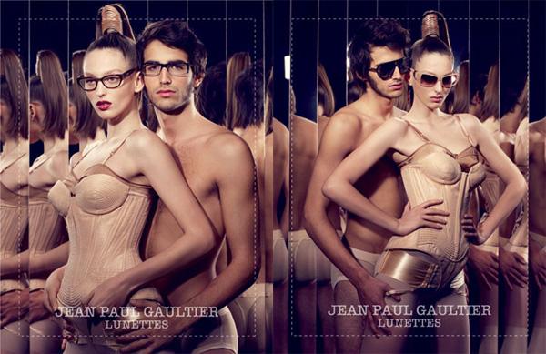 jean paul gaultier lunettes 020610 3 Jean Paul Gaultier: Kreativnosti nikad dosta
