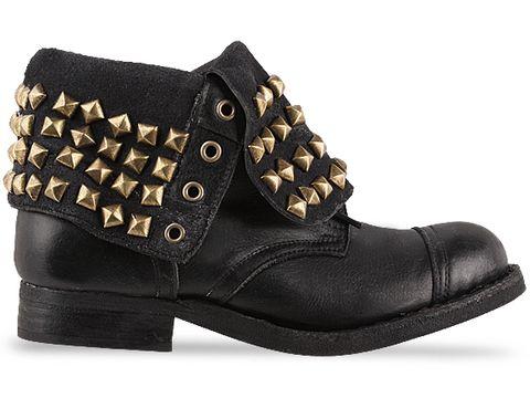 jeffrey campbell shoes all stud black 010604 Jeffrey Campbell manija