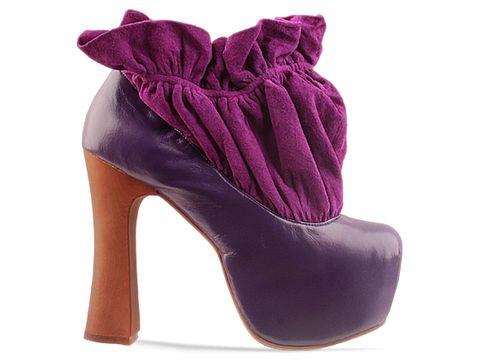 jeffrey campbell shoes bad romance purple 010604 Jeffrey Campbell manija