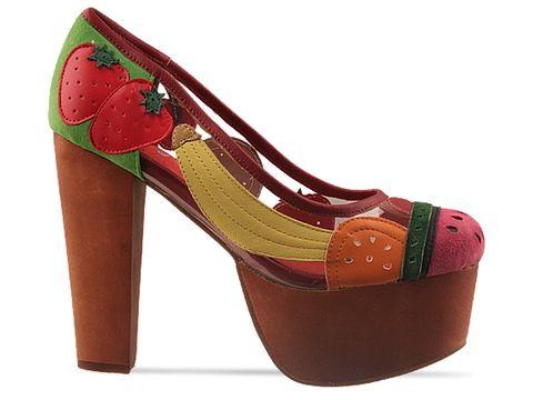 jeffrey campbell shoes fruitbowl fruit combo 010604 Jeffrey Campbell manija