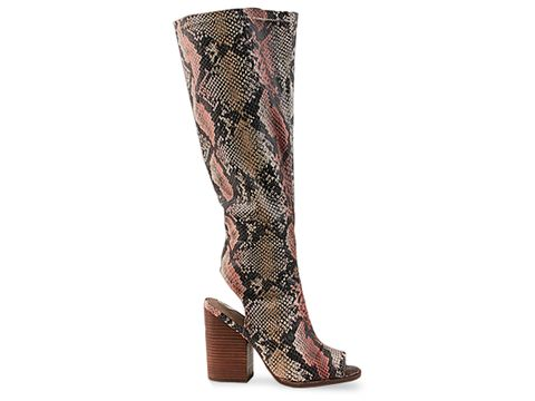 jeffrey campbell shoes garble ex brown beige snake 010604 Jeffrey Campbell manija