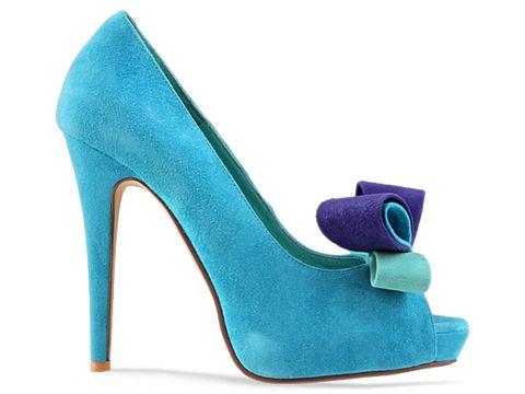 jeffrey campbell shoes garret aqua combo 010604 Jeffrey Campbell manija